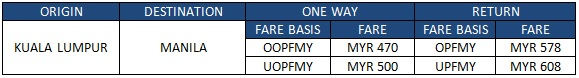 valentines day fares philippine airlines